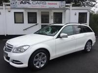 Mercedes-Benz C220 2.1TD ( 168bhp ) ( COM ) 7G-Tronic Plus 2013MY CDI Executive