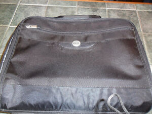 Dell Black Computer Case and Brief Case
