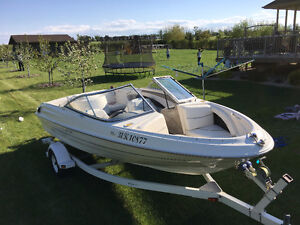 2000 Bayliner 18 foot with 135HP / 3.0L MERCRUISER