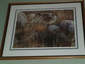 Carl Brenders Wolf Prints London Ontario image 2