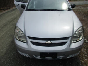 2008 CHEVROLET COBALT SAFTIED AND E-TESTED