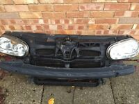 Vw golf mk4 front panell