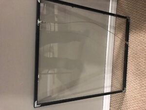 """Glass Picture Frame 23""""x28"""""""