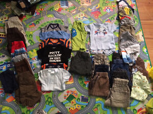 6-9 and 6-12 month boys lot