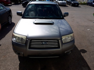 2007 Forester xt turbo