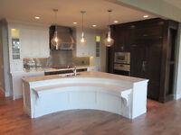 Custom Cabinets & Professional Finishing Carpentry