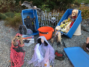 Awesome Halloween decorations!!!!