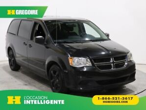 2015 Dodge GR Caravan Canada Value Package A/C GR ELECT MAGS