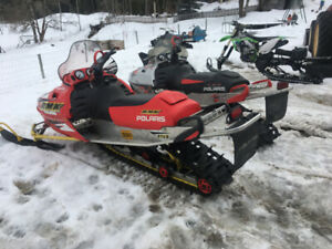 2002 Polaris Vertical Edge 800 151