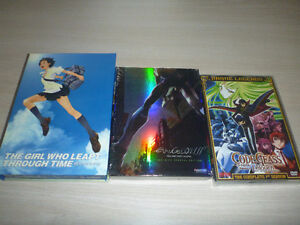 Code Geass season 1, escaflowne TV series,movie & more