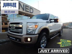 2012 Ford F-350 Super Duty King Ranch  - Leather Seats