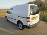"Volkswagen Caddy 1.6TDI ( 75PS ) C20 Startline ""EX COUNCIL"""
