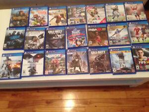 Jeux PS4 pas cher / Playstation 4 games