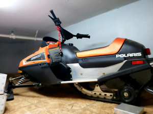 2013 Polaris Assault 120  (Same as new)