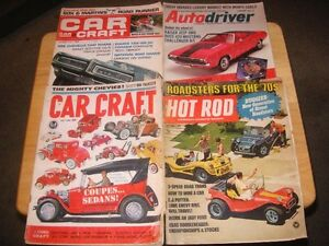 WANTED OLD CAR MAGAZINES