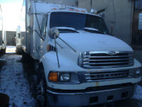 2007Sterling Expedite Straight Truck