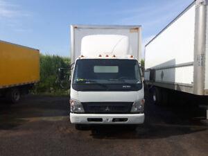Camion fuso 2008 à vendre