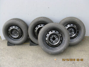 Toyota Camry/Corolla/Matrix/Rav4 Winter Tires & Rims