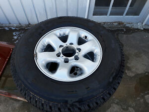 Tires (P245/70R16) for sale
