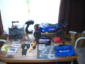RC Typhon 6S BLX 1/8 Electric Buggy