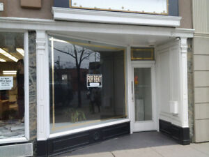 Space for Lease, Forest Hill
