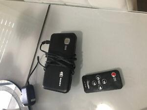 Hdmi input splitter and remote-fishrocket