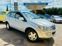 2011 Ssangyong Kyron 2.0 TD S - Full S/History. Low Mileage. 2 Owners.