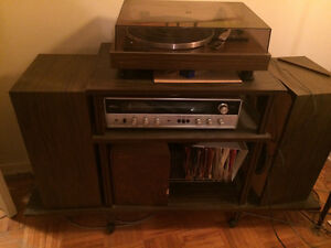Old school stereo set need gone asap