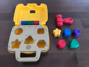 Little Tikes Discover Sounds Shape Sorter Tool Box