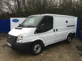 2012 62 Ford Transit 2.2TDCi ( 100PS ) ( EU5 ) 260S ( Low Roof ) 260 SWB Van