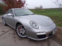 2008 Porsche 911 S 2dr PDK Huge Spec! Extended Nav! BOSE! 2 door Coupe