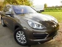 2012 Porsche Cayenne S Hybrid 5dr Tiptronic S FPSH! Air Suspension! BOSE! 5 ...