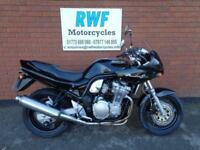 Suzuki GSF 600 BANDIT, 1997, ONLY 1 OWNER FROM NEW & 2947 MILES, MINT COND, MOT