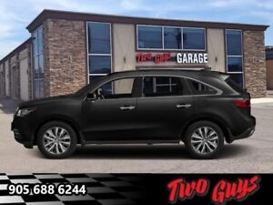 2016 Acura MDX Navigation  Great Low Mileage!!