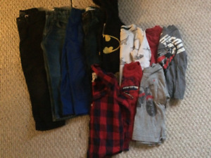 BOYS 4T Fall Clothes
