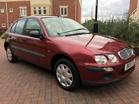 Rover 25 1.1 IE (red) 2001