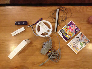 Wii Console and Accessories Cambridge Kitchener Area image 1