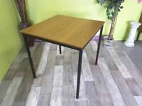 Square Table - Can Deliver For £19