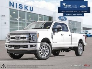 2019 Ford F-350 Super Duty Limited  - Leather Seats