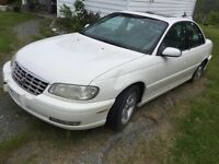 1998 Cadillac Catera. Low kms!