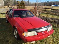 Mustang 5.0 Hatchback
