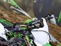 Kawasaki KXF 450 Motocross bike (EFI Fuel injected)