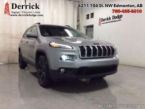 2018 Jeep Cherokee High Altitude 4x4  - $236.96 B/W