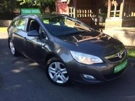 Vauxhall Astra 1.7CDTi 16v Exclusiv Estate £30 a year road tax