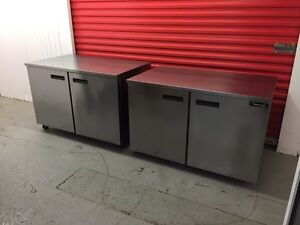 4 Ft Stainless Undercounter Commercial Freezers