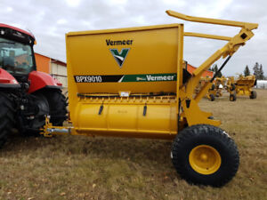 New Vermeer Bale Processors - 0% Financing for 48 Months!
