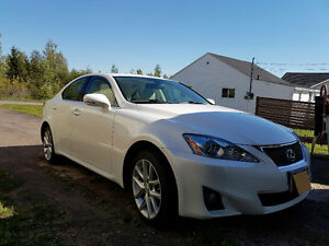 2013 Lexus IS 250 Sedan AWD