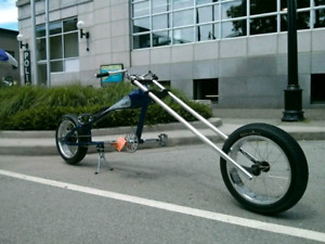 Hand built electric chopper