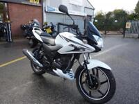 Honda CBF125 15/65reg 16557miles