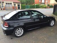 BMW compact 320 diesel